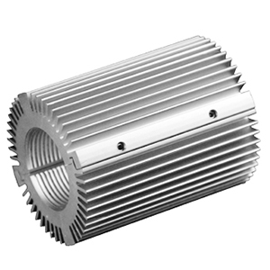 Heat Sinks - QR Series